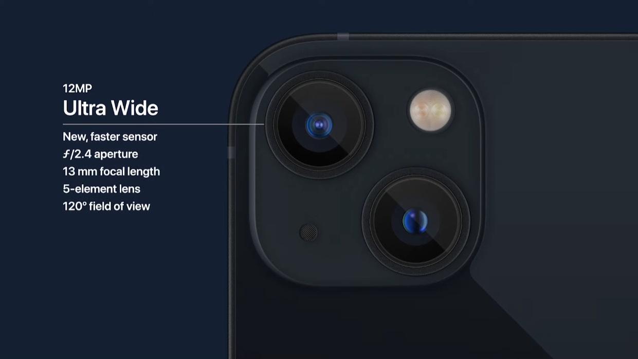 Apple iPhone 13 : 13 Mini (5)