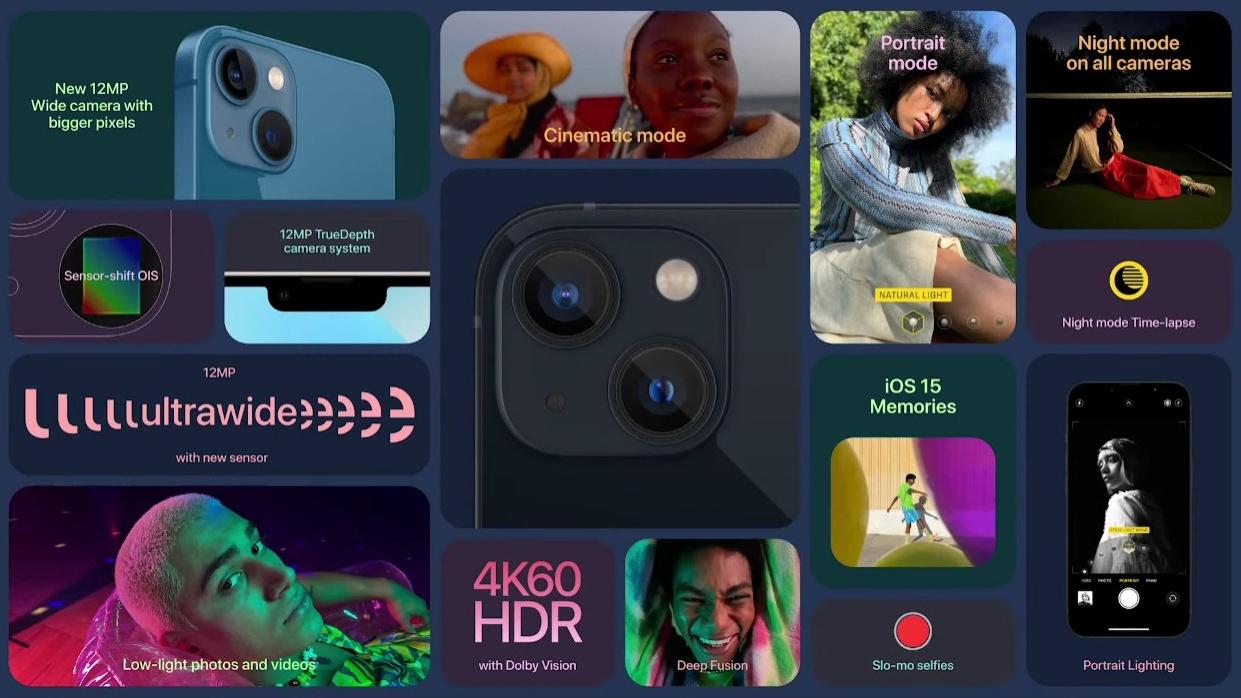 Apple iPhone 13 : 13 Mini (6)