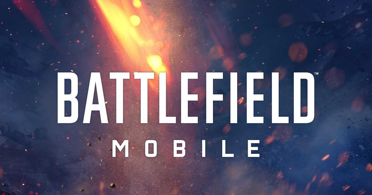 Battlefield mobile header