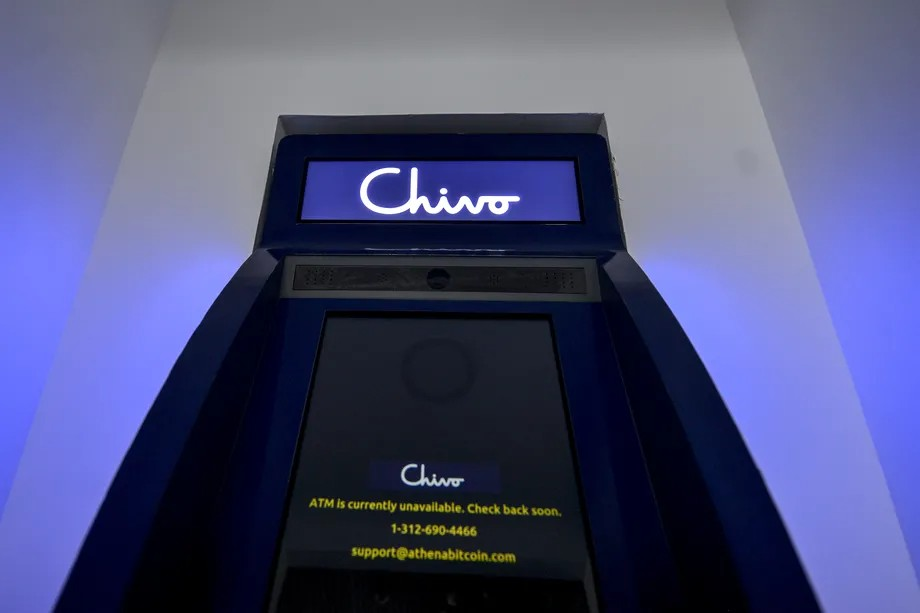 El Salvador Bitcoin ATM