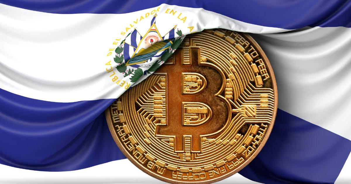 El Salvador Bitcoin Header