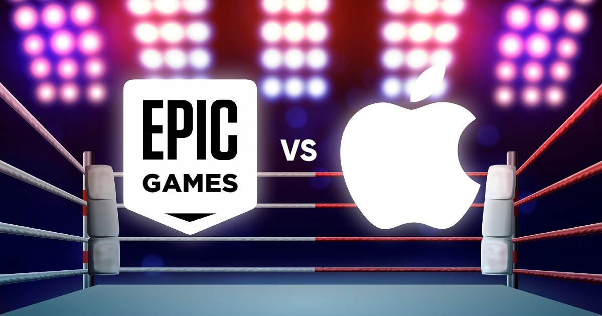 Epic vs Apple Header