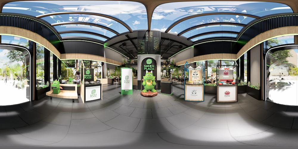 Pic04 AIS จับมือ ฟู้ดแพชชั่นเปิด Virtual Restaurant นำทัพโดย บาร์บีคิว พ…