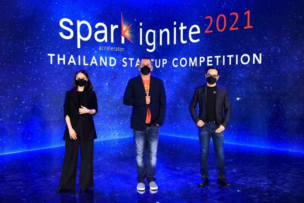 Spark Ignite 2021 – Thailand Start-up winners announcement (3)