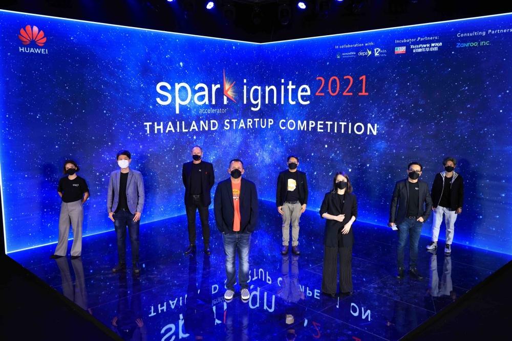 Spark Ignite 2021 – Thailand Start-up winners announcement (4)