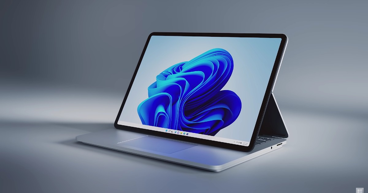Surface Laptop Studio Header