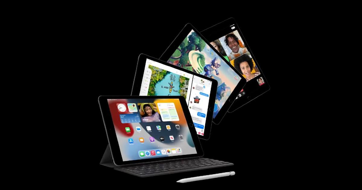 iPad Gen 9 Header