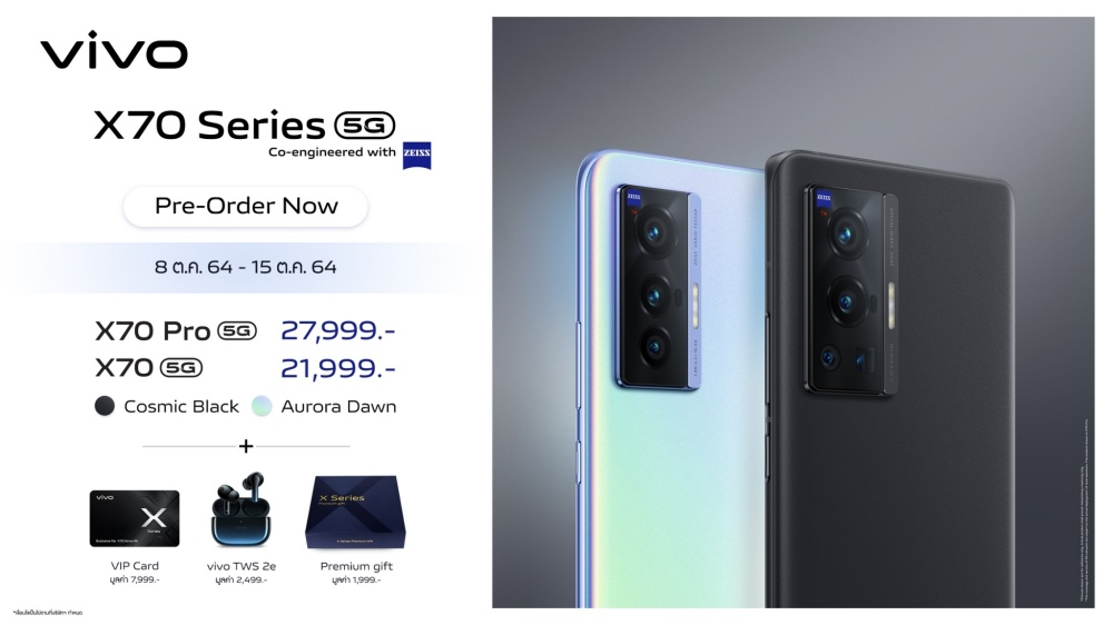 1. X70 Series Pre order_vivo Promotion