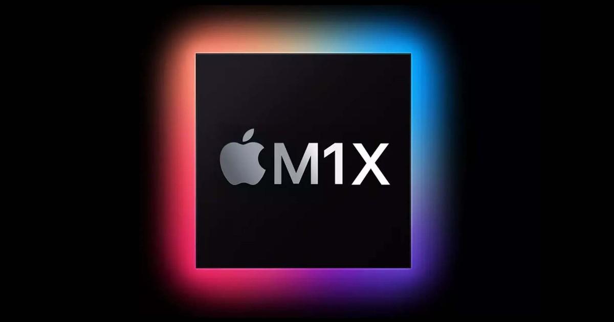 Apple M1X Header