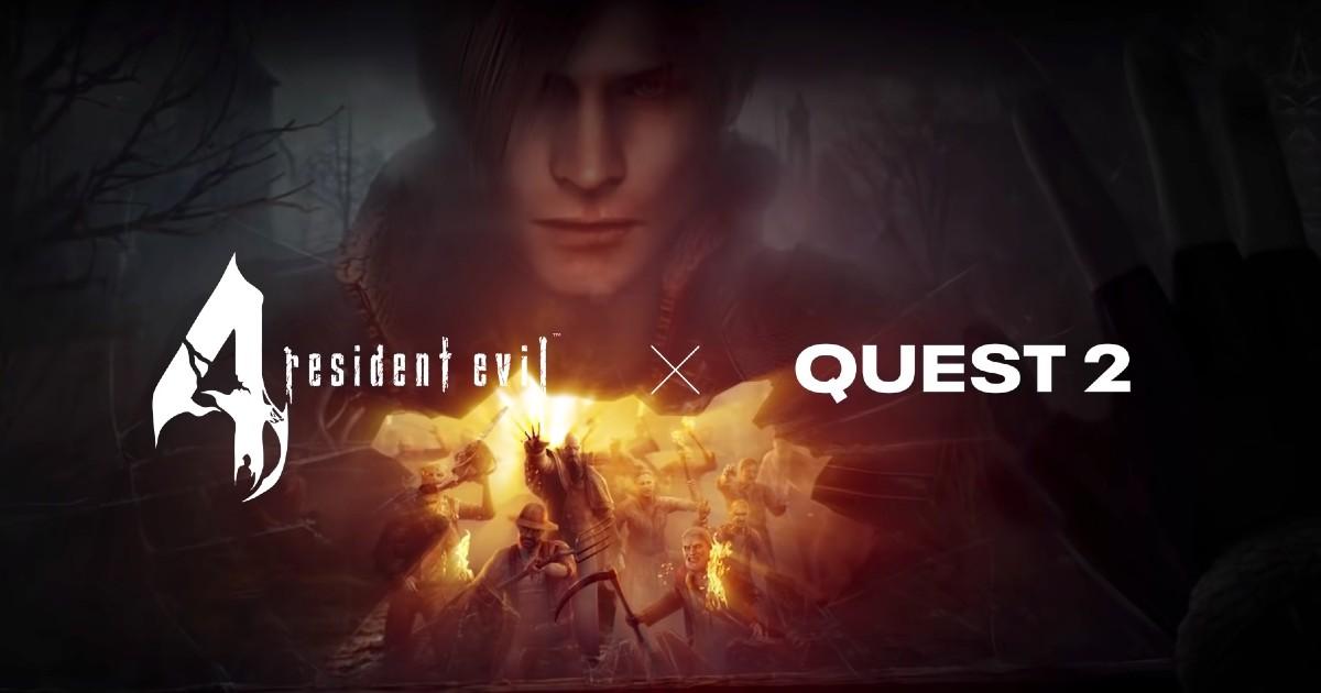 Capcom Resident Evil 4 VR Header