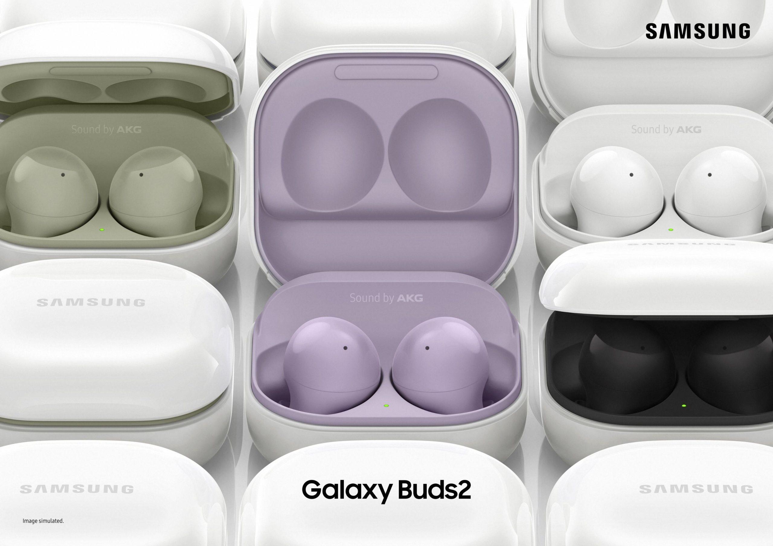 Galaxy Buds2_Main KV.
