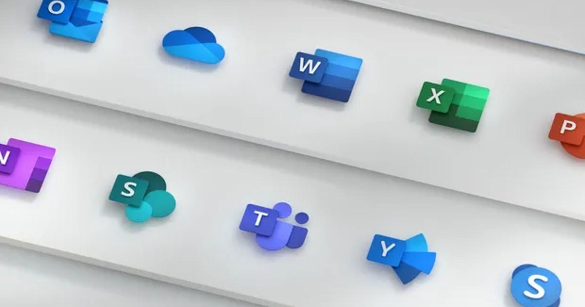 Microsoft Office 2021 Header
