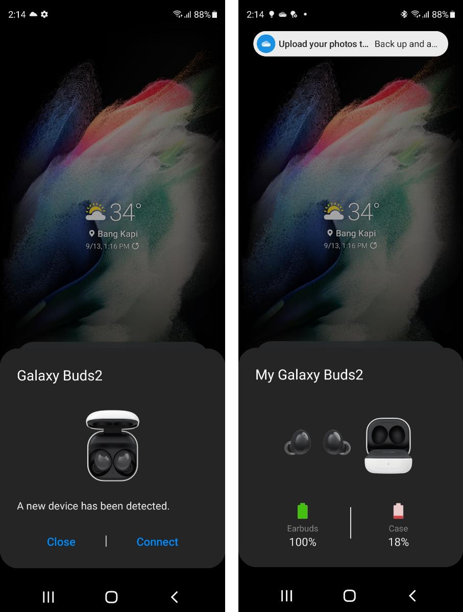 Samsung Galaxy Buds2 1