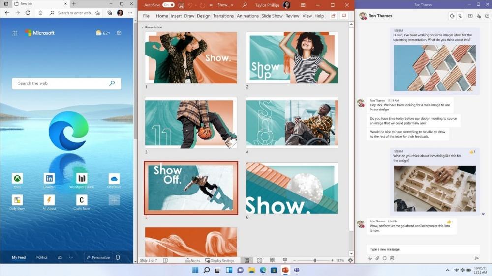 Windows 11_new UI